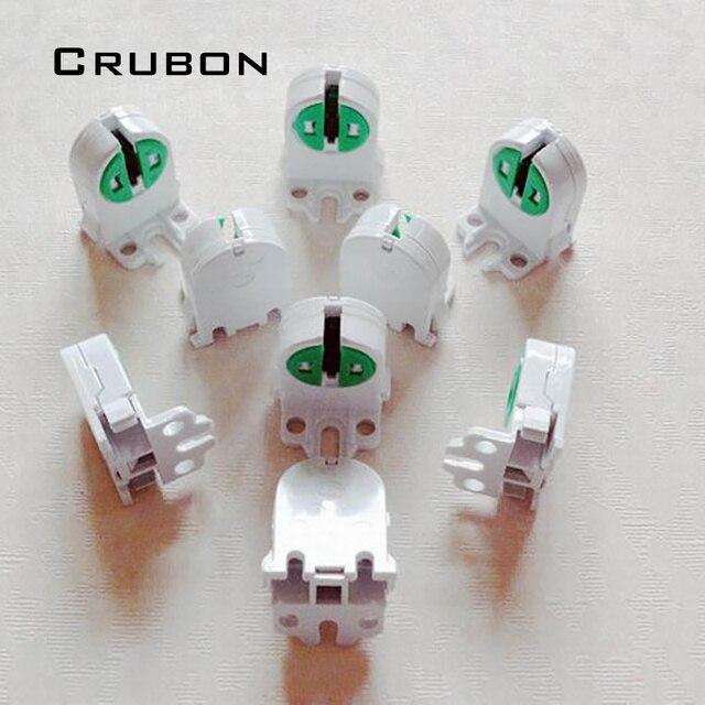 CRUBONFree Verzending T4 T5 buis verlichting lamphouder led ...