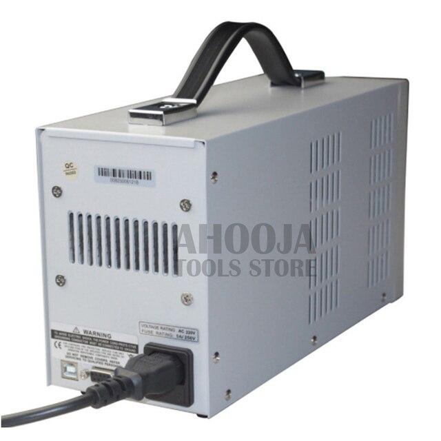 KORAD KA3010P sterowanie cyfrowe w stałej temperaturze zasilacz Dc zaprogramowany zasilacz regulowany z oprogramowaniem portu szeregowego