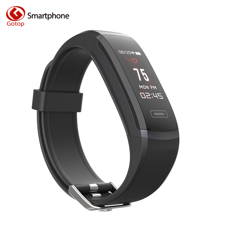 все цены на Elephone MGcool Band 5 Smart Bracelet Wristband Heart Rate Monitor Sport Wireless Fitness Tracker Smart band for IOS/Android онлайн