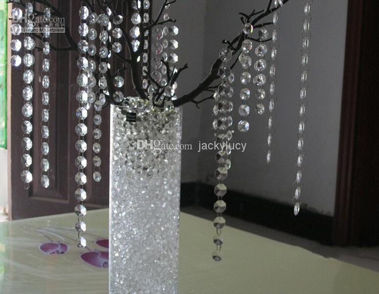 ᐅ new changing acrylic christmas tree night light lamp home