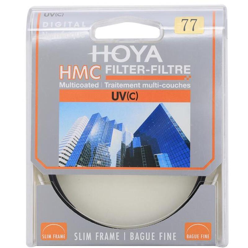 37 43 46 49 52 55 58 62 67 72 77 82mm HOYA UV Optical Glass Lens Protector Ultra-Violet Filtre HMC UV(C) Camera Lens Filter