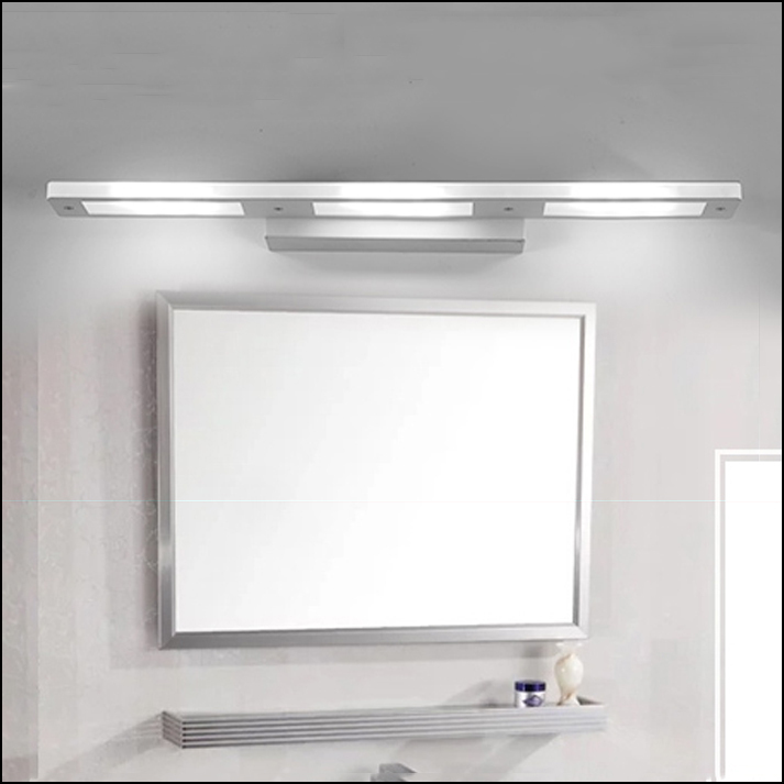 Lampade Sopra Specchio Bagno.Dayton Lampada Da Specchio Bagno Led Wall Sconce Illuminazione