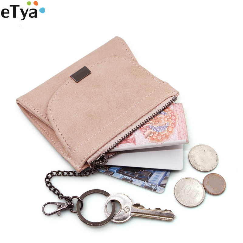 Pu Leather Coin Purse Women Small Money Bags Female Kids Change Purses Pocket Zipper Mini Key Chain Card Holder Bag Pouch 2017creative cute cartoon coin purse key chain for girls pu leather icecream cake popcorn kids zipper change wallet card holder