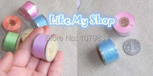FREE SHIPPING 100% cotton embroidery thread hand cross stitch threads hand sewing thread 100m x 49 colors