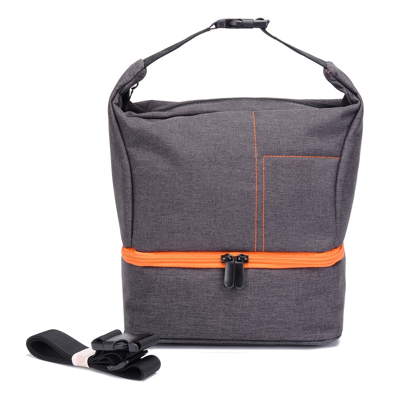 Camera Bag Case for DSLR <font><b>Canon</b></font> EOS 200D 100D 77D 600D 700D 750D 6D <font><b>60D</b></font> 70D 1300D 1200D 1100D Waterproof Shoulder Bags <font><b>Cover</b></font> image