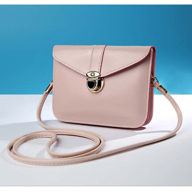 dc02fc383 Simple Fashion Trend Women Mini Bags Waterproof Messenger Bags Ladies Retro  Design Handbag Female Crossbody Bags JM1502