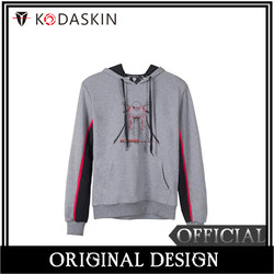 Мужской хлопковый свитер с круглым вырезом KODASKIN, Повседневный свитер с принтом, толстовка с капюшоном для 1098, PANICALE