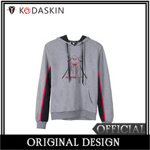 KODASKIN Men Cotton Round Neck Casual Printing Sweater Sweatershirt Hoodies for 1098 PANICALE