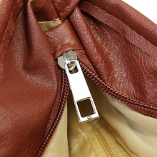 Vintage PU Leather Shoulder Bag