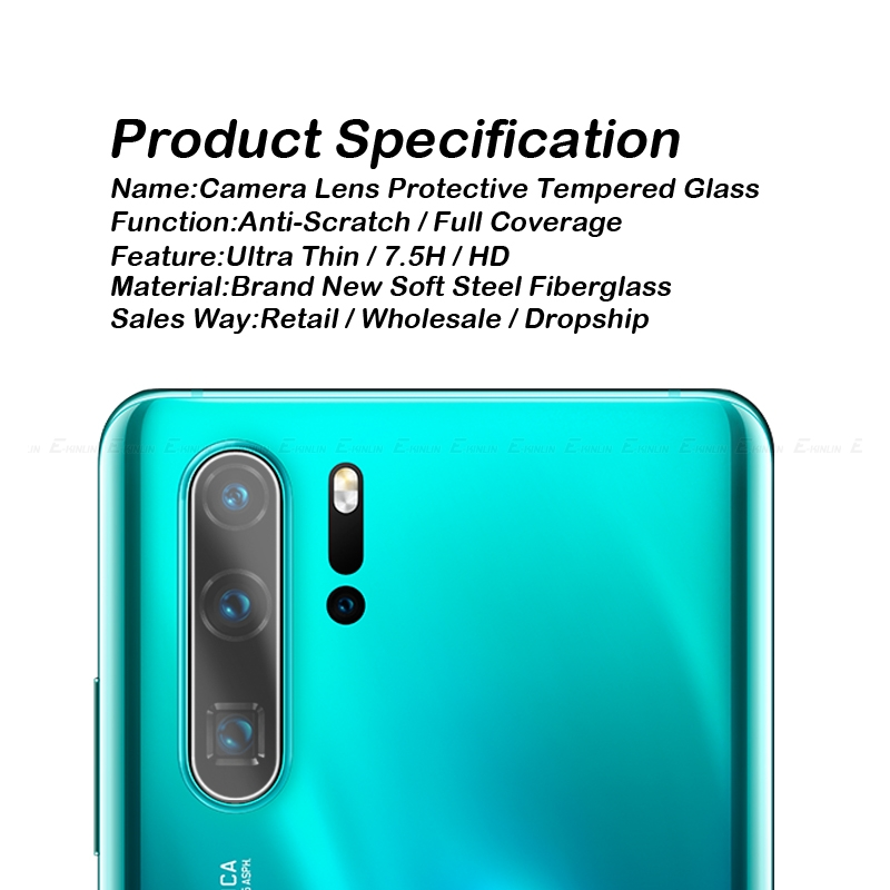 Image 3 - Back Camera Lens Tempered Glass For HuaWei Honor View Mate 30 20 X 5G 10 P30 P20 Pro Lite 8X Nova 3 Protector Protective Film-in Phone Screen Protectors from Cellphones & Telecommunications