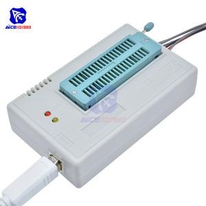 Image 4 - TL866II Plus Programmeur Usb Eprom Flash Bios Programmeerbare Logische Schakelingen 6 Adapters Socket Extractor 6 Pin Draad Voor 15000 Ic