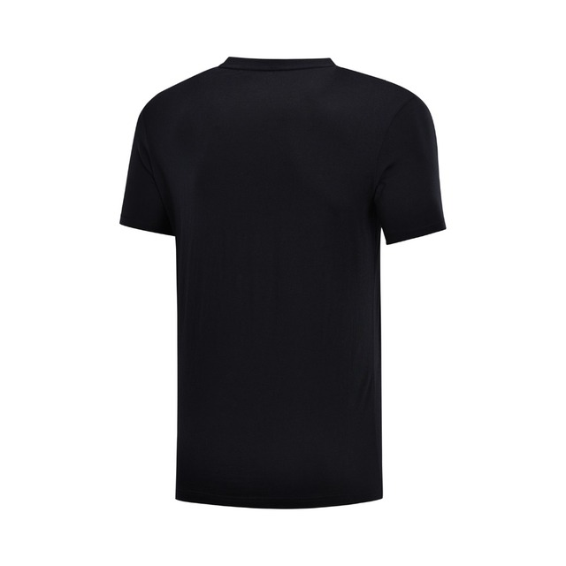 Li-Ning Men The Trend T-Shirt 100% Cotton Regular Fit Breathable Comfort LiNing Fitness Sports Tee Tops AHSN155 MTS2773 1