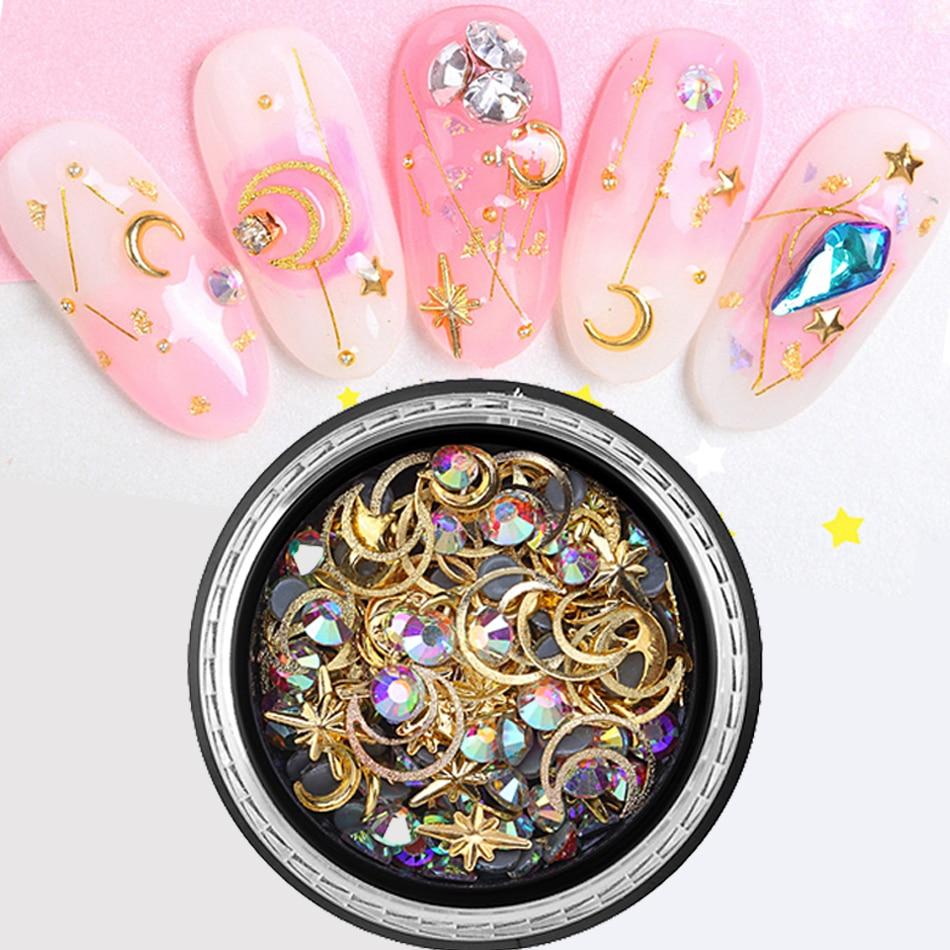 ViiNuro Nail Art Decorations All For Nail Design DIY