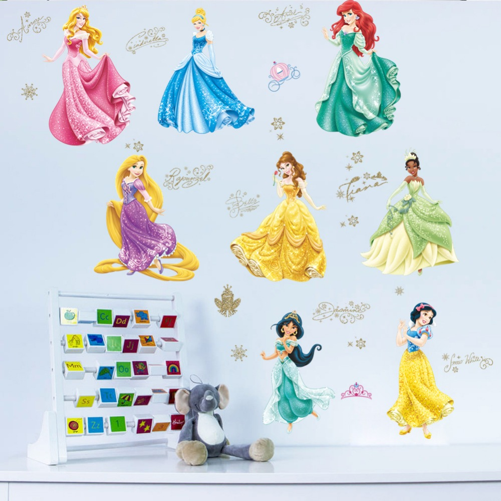Online Get Cheap Frozen Wallpaper And Decals Aliexpresscom
