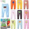 V-TREE горячая новорожденных детская одежда детские брюки ребенка мальчик девочка bebe
