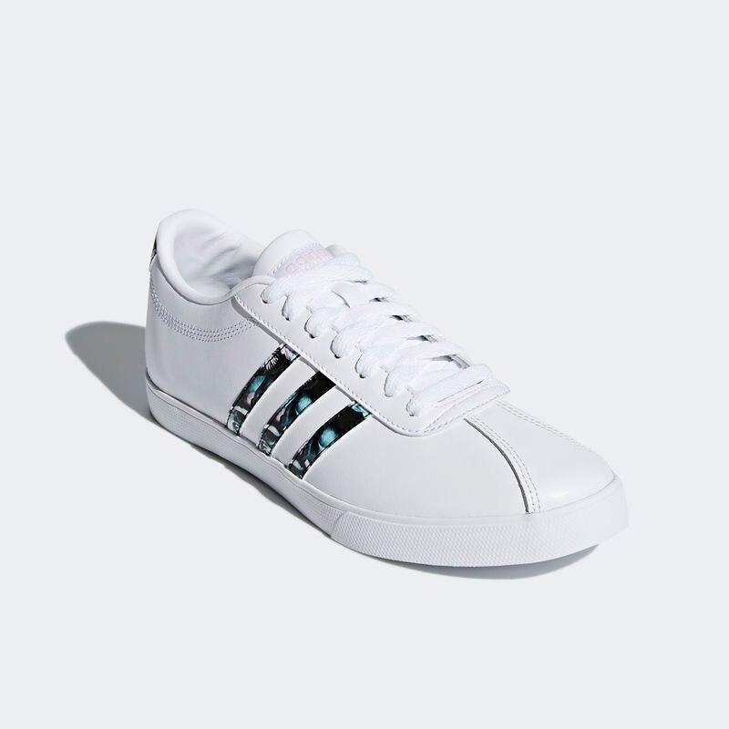 new concept 6f935 66689 Adidas DB1373 COURTSET W Mujer Zapatillas sintetico tela Blanco Tendencia  verano 2018, moda original nuevo, comodidad ligereza en Zapatos tenis de  Deportes ...