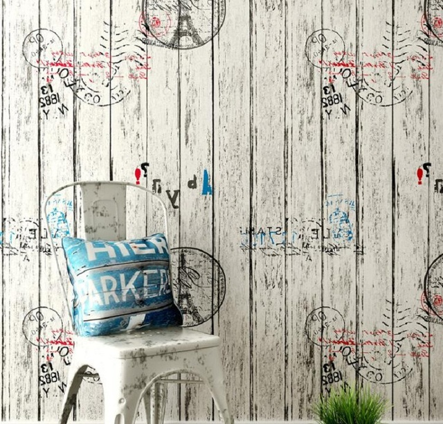 Englisch Buchstaben Digitale Mathematik Gedruckt Moderne Stil Uk Tapete 3d Zeitung Designs Selbstklebende Wand Aufkleber Hause Dekoration