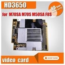 HD3650 עבור For Asus M70SA M70S M50SA M50 M50S M50SA X55SA F8SP F8V M86 ddr2 VGA מותג 1GB כרטיס גרפי וידאו כרטיס Mobility Radeon