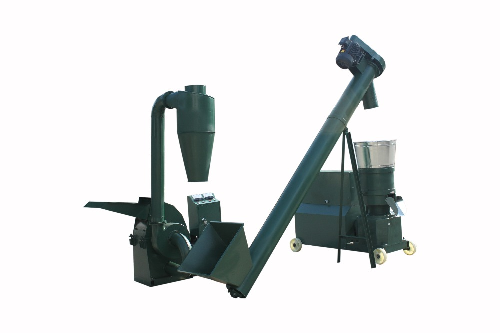Pellet Mill Screw Conveyor Elevator(ship By Sea)