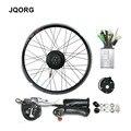 JQORG Bicicleta Eléctrica Kits de Conversión de 36 V 250 W e-bike DIY Establece Ciclismo Riding Accesorios Refit Bicicleta Verde para La Bicicleta Eléctrica