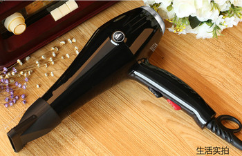 Hair Dryers household high-power salons don't hurt the power generation air duct static cooler NEW