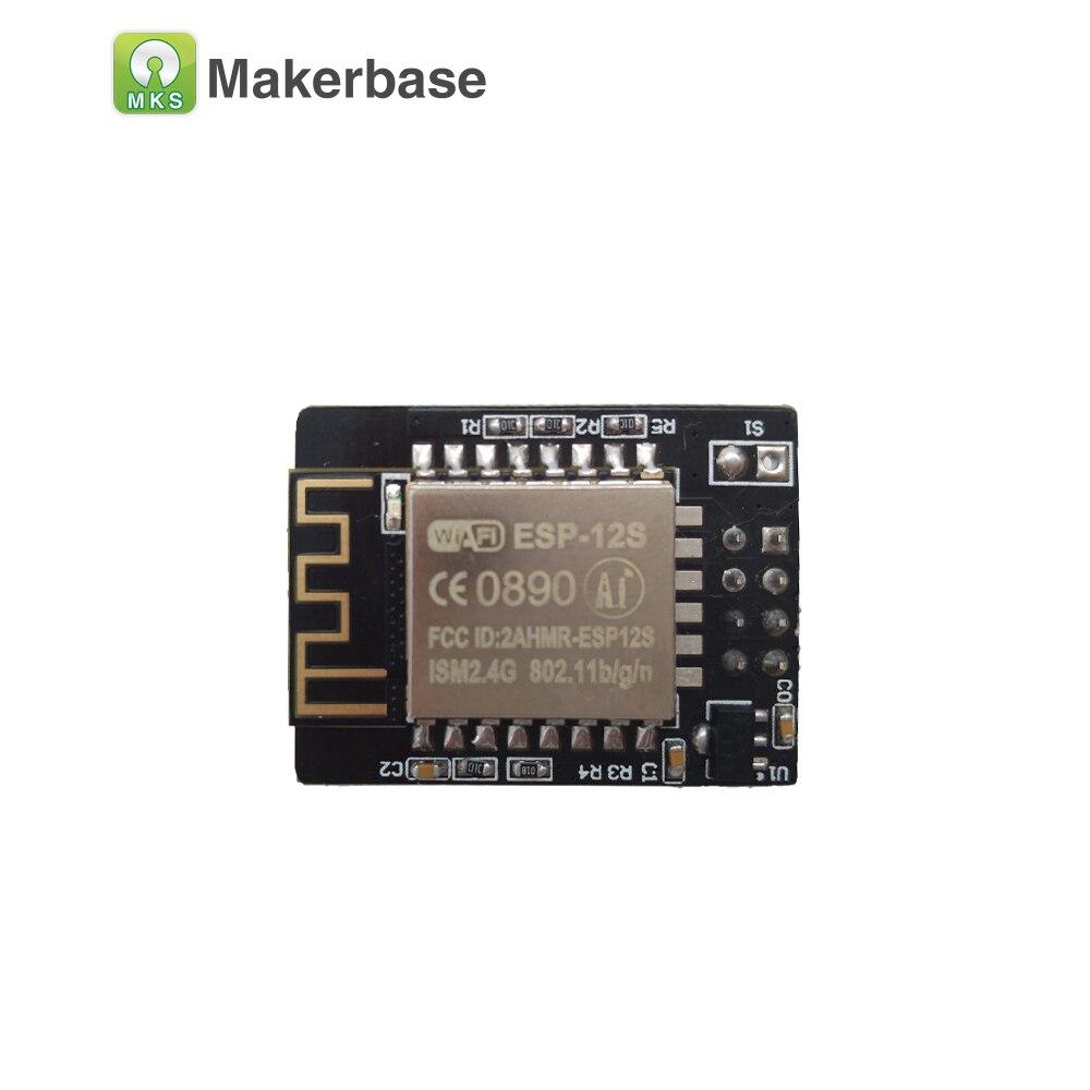 MKS TFT-WIFI V1.0 APP 3D impresión router inalámbrico ESP8266 WIFI módulo de control remoto para MKS TFT pantalla táctil alta estabilidad
