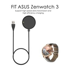 ASUS Zenwatch 3 Charger, Replacement Magnetic Charging Dock Station with USB Charging Cable for ASUS Zenwatch 3 Smart Watch