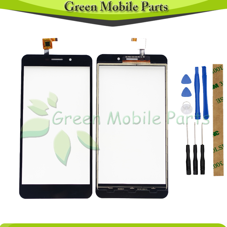 100% Tested Touch Sensor For THL T9 T9 Pro Touch Screen Digitizer Front Glass Lens Panel