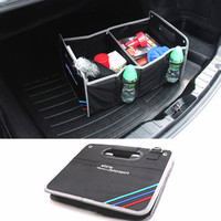1X Auto Accessories Car Truck Box Bag Styling For BMW E46 E90 E60 E39 E36 F30 F10 F20 X5 E70 E53 E87 E30 E34 E91 G30 F01 F02 F03