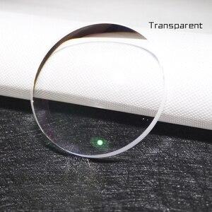 Image 3 - 1.56 1.61 1.67 (SPH  0.50~ 8.00) Photochromic Prescription CR 39 Resin Aspheric Glasses Lenses Myopia Sunglasses Lens Lentes