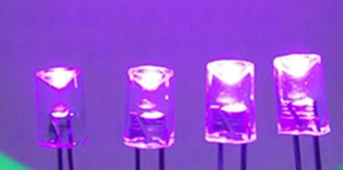 1000pcs Concave 5MM Violet LED Diode For Christmas Lighting|led diode|diode led|led 5mm diodes - title=