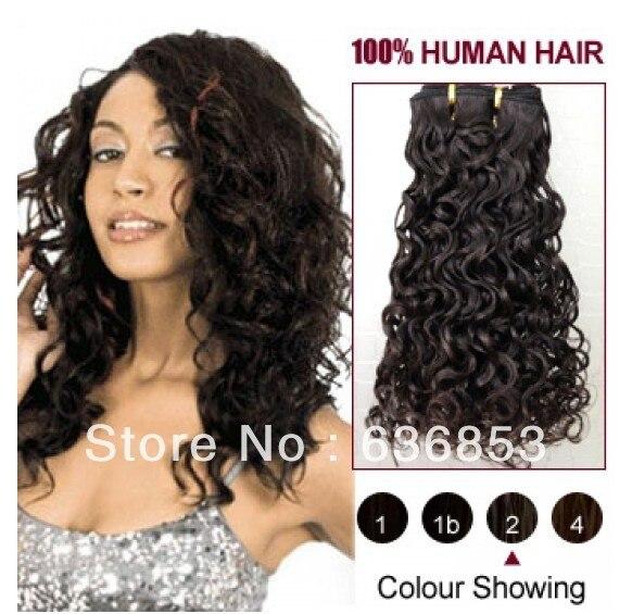 Cheap Human Hair Weaveremy Curly Grade 3a Deep Wavynew Star Hair