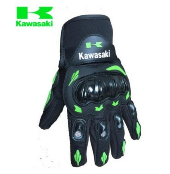 Hot Motorcycle Full Finger Gloves Motocross Warm Safety Protective Gloves For Kawasaki Ninja 650r Er6f Er6n Zzr1200 Er5 Gpz500 Motorcycle Accessories & Parts