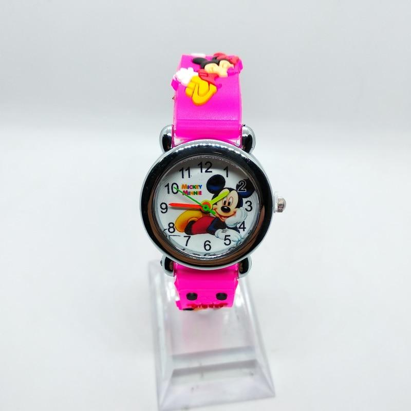 Promotion Activity ! Good Quality Kids Watches Children Watch Quartz Wristwatches Baby Girl Boy Kid Clock