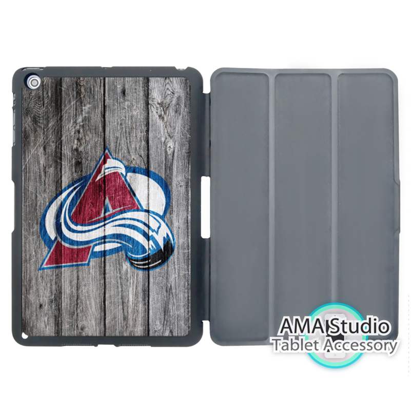 Colorado Avalanche National Ice Hockey League Smart Cover Case For Apple iPad Mini 1 2 3 4 Air Pro 9.7 бутылка 0 4 л asobu ice t 2 go фиолетовая it2go violet