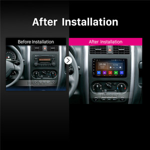 Image 5 - Harfey 7 Polegada 4 + 64gb android 10.0 rádio estéreo do carro para suzuki jimny 2006 2007 2012 1din unidade principal gps carro multimídia jogador wifi