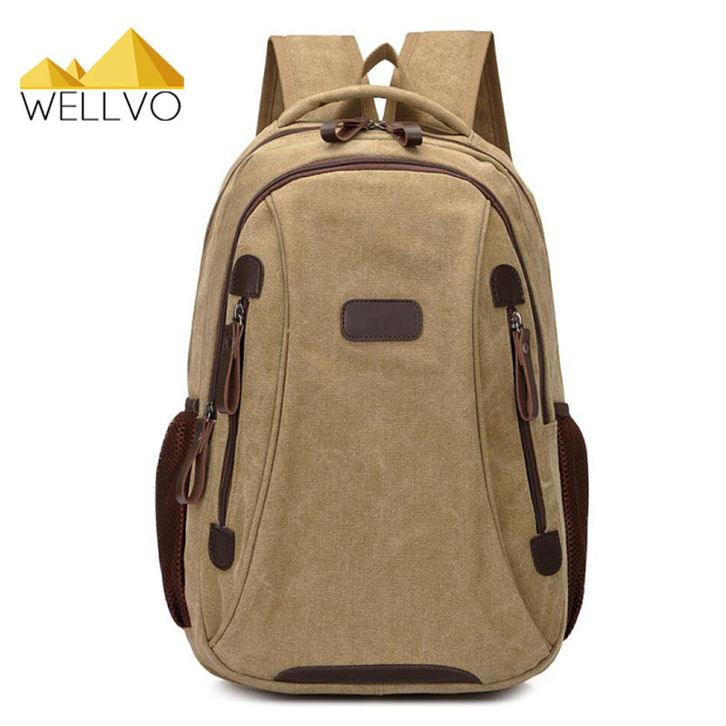 Backpack Men Male Canvas College Student School Backpack Casual Rucksacks Laptop Backpacks Women Mochila Back Pack Bag XA1937C jackson x series warrior™ wrxmg rosewood fingerboard matte army drab