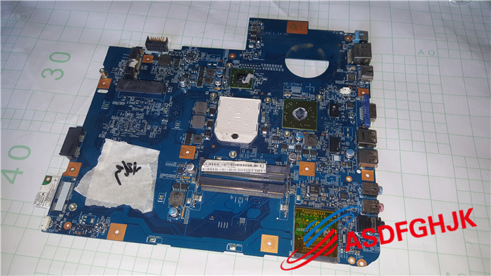 купить Original FOR ACER Aspire 5542 5542G LAPTOP MOTHERBOARD MBPHP01001 JV50-TR MB 48.4FN01.001 Fully tested по цене 5779.79 рублей