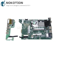 NOKOTION For Acer aspire one A150 ZG5 Laptop Motherboard DDR2 with Audio board DA0ZG5MB8G0 MBS0506001 31ZG5MB0010 MAIN BOARD