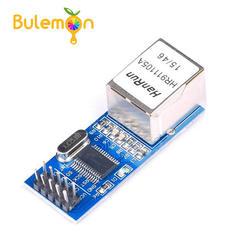 5 шт./лот ENC28J60 для сети Ethernet LAN модуль 25 МГц кристалл AVR 51 LPC 3,3 V