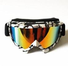 New Motocross Glasses Moto Helmet Biker Ski Motorbike MX Dirt Bike DH Downhill Eyewear Windproof Motorcycle Goggles