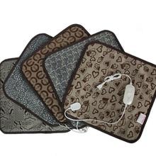 Одеяло для домашних животных с электрическим подогревом, коврик с электрическим подогревом, противоцарапающийся коврик для собак, теплый коврик для сна, для осени и зимы, 220 В