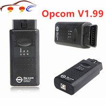 2020 opcom v1.99 firmware obd2 cabo de diagnóstico foropel carros op com software 2014v OP-COM pode bus interface de diagnóstico