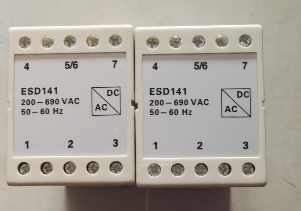 Купить с кэшбэком Brake module ESD141 rectifier   200-690VAC 50-60Hz