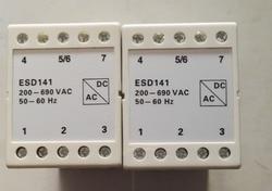 Тормозной модуль ESD141, выпрямитель 200-690VAC 50-60 Гц