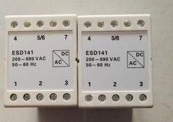 Módulo de freno ESD141 rectificador 200-690VAC 50-60Hz