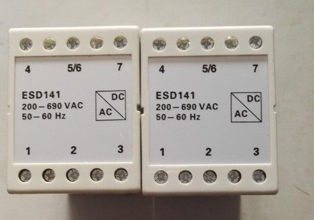 Module de frein ESD141 redresseur 200 690VAC 50 60Hz