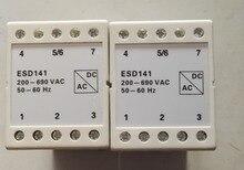 Phanh Mô Đun ESD141 CHỈNH LƯU 200 690VAC 50 60Hz