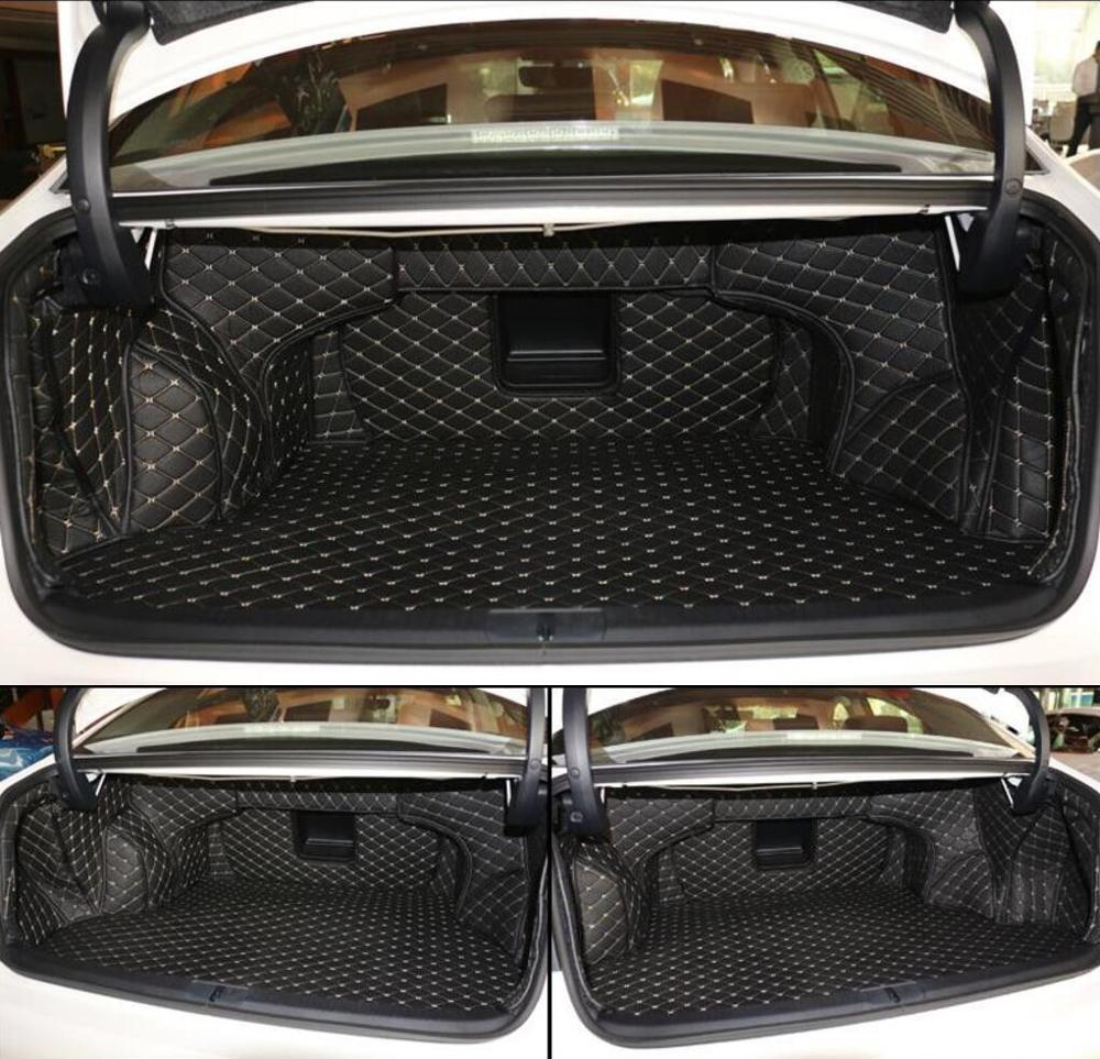 Trunk Mat Car Boot Liner Cargo Carpet Pad For Lexus ES200 250 350 2006-2012