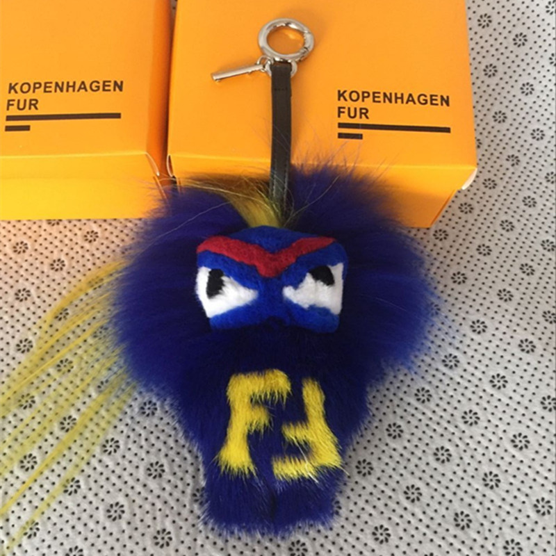 trinket-Fur-Pom-Pom-Key-Chain-Women-Trinket-monster-Toy-Doll-Bag-Car-Key-Ring-Monster (2)